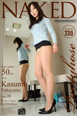 Kasumi Nakayama  from NAKED-ART